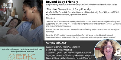 The Next Generation of Baby Friendly with Trish MacEnroe