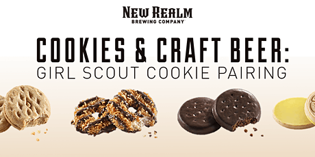 Cookies and Craft Beer - Girl Scout Cookie Pairing tickets