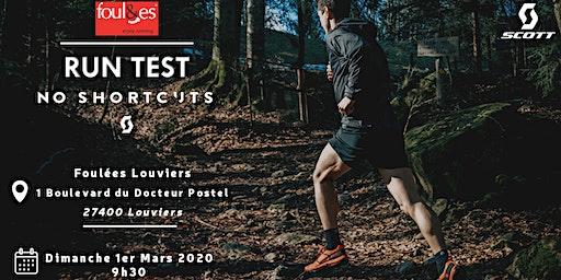 Run Test SCOTT / Foulées Louviers