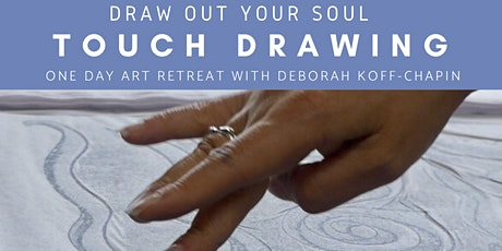 Draw Out Your Soul: Touch Drawing and Sound Bath with Deborah Koff-Chapin tickets