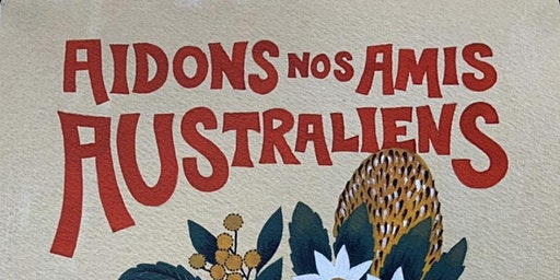 """Aidons nos amis Australiens"" fundraising dinner"