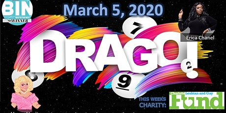Drago March 5th- Benefiting Charlotte Lesbian and Gay Fund tickets