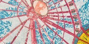 Tootsie Roll Pop Art, A Silent Auction