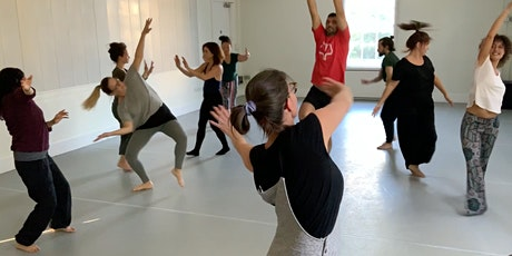 Mastering Your Chi (Qi) Energy + Expressive Motion (Qigong + Dance) 25 Mar tickets