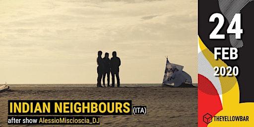 Indian Neighbours - The Yellow Bar