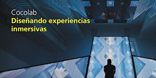 Conferencia | Diseñando experiencias inmersivas