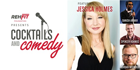 Cocktails and Comedy tickets