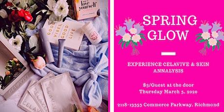 Spring Glow tickets