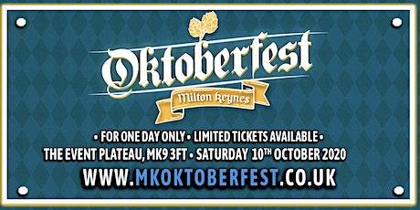 Oktoberfest Milton Keynes 2020 tickets