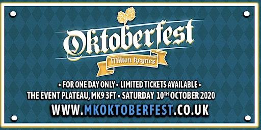 Oktoberfest Milton Keynes 2020