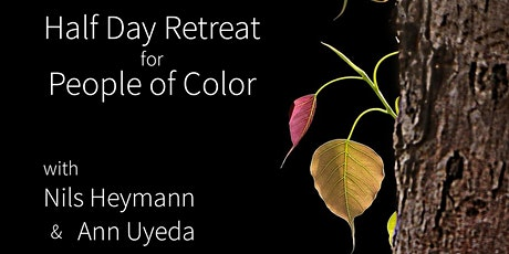 Half Day Retreat for People of Color tickets
