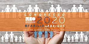 Congresso MDO 2020 +Famílias -Abrigos