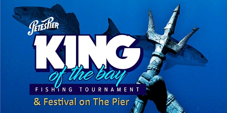 Pete's Pier -  King of The Bay & Festival on The Pier tickets