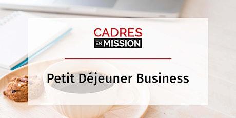 Petit Déjeuner Business (OFFERT) billets