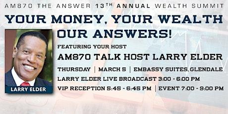 AM870 Wealth Summit 2020 tickets