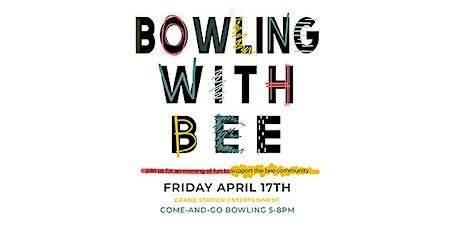 Bowling with BEE 2020 tickets