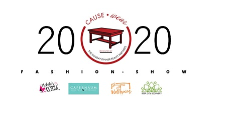 CAUSE·wear Fashion Show ~ Presented By theSunday D tickets