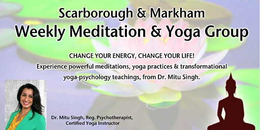 Scarborough & Markham Meditation & Yoga Group