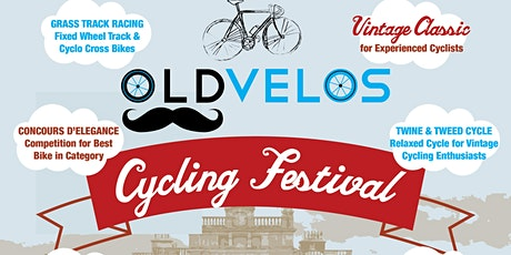 OldVelos Cycling Festival tickets