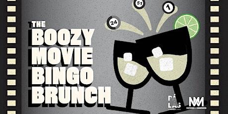 The Boozy Movie Bingo Brunch tickets