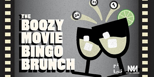 The Boozy Movie Bingo Brunch