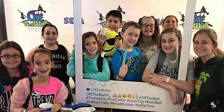 Spring Break Travel Camp @ the J March 23-27, 2020 (Grades 3 - 8 only) tickets