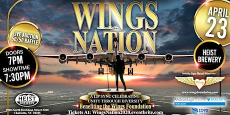 WINGS NATION: A Lip Sync Celebrating Unity Through Diversity tickets