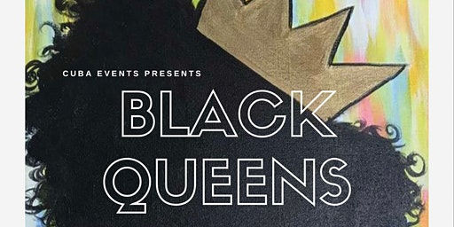 Black Queens Paint&Sip Experience
