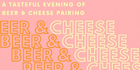 Beer & Cheese Pairing tickets