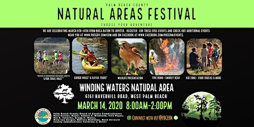 Natural Areas Festival - Guided Kayak Tour (11:00 am)