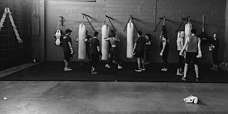 Boxing 101 Workshop + Sweat tickets