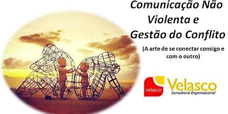 Comunicação Não Violenta e Gestão do Conflito ingressos