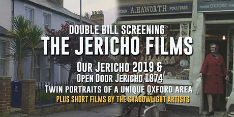 The Jericho Films & The Shadowlight Artists tickets