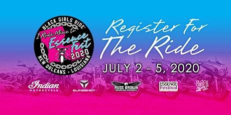 Black Girls Ride to Essence Fest 2020 tickets