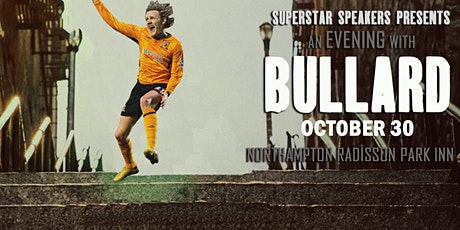 An evening with Jimmy Bullard in Northampton tickets