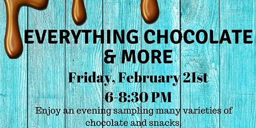 Everything Chocolate & More