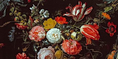 Design Like a Dutch Master, Floral Design Workshop tickets