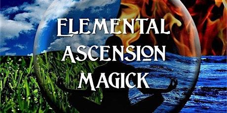 Elemental Ascension Magick with Medicine Woman Jennifer Yedinak tickets