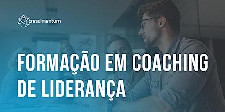 Formação em Coaching de Liderança ingressos