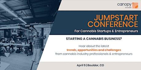 CanopyBoulder Jumpstart Conference tickets