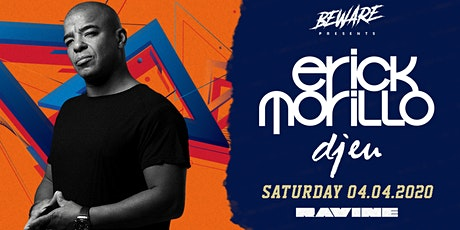 Erick Morillo at Ravine with DJ EU tickets