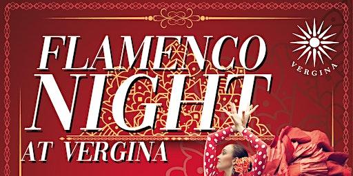 FLAMENCO NIGHT AT VERGINA WITH DINNER