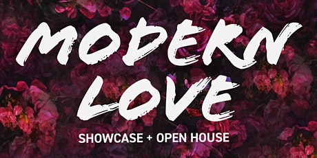 Modern Love: Wedding Showcase + Exchange312 Open House tickets