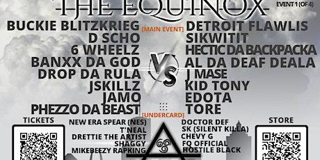 AHAT ATLANTA PRESENTS: THE EQUINOX(EVENT 1 OF 4) tickets