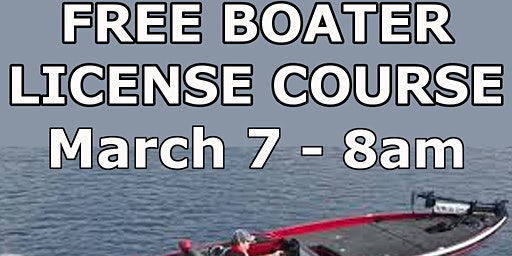 FREE Boating License Course