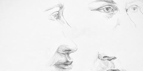 Drawing Toolbox - Focus on Facial Features
