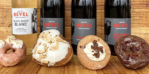 Drunkin' Donuts: A Revel Wine & Holtman Donut Pairing