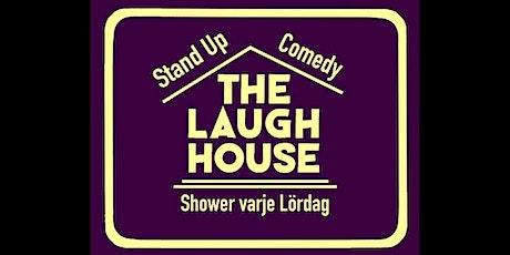 The Laugh House Ståupp Komedi  18-Apr biljetter
