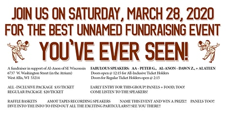 Best Unnamed Fundraising Event! tickets