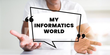 My Informatics World Day 2020 tickets